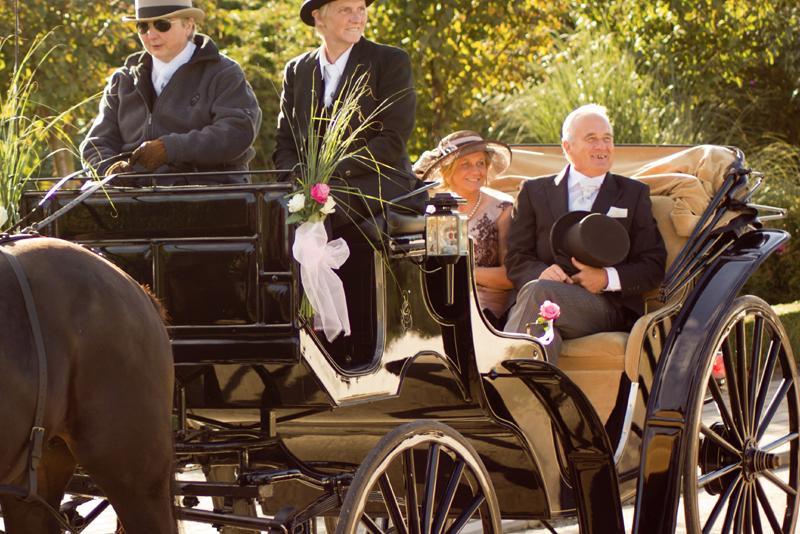 bruidskoets